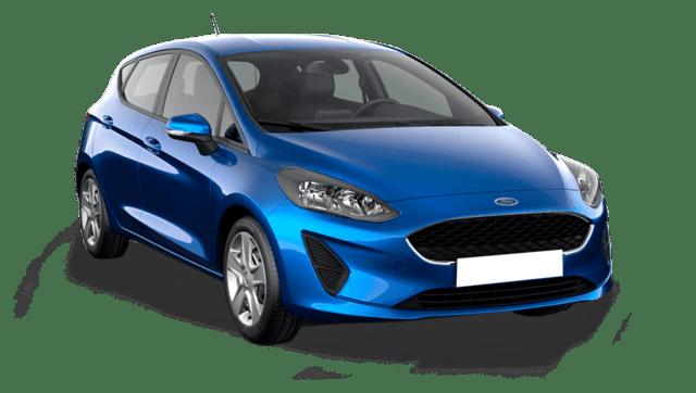 Oferta renting Ford Fiesta