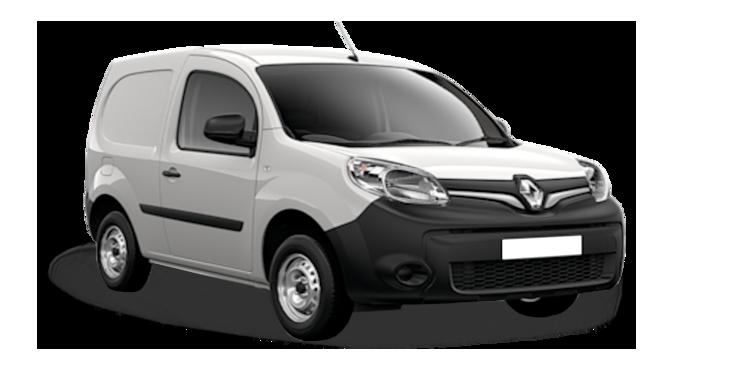 Renting Furgoneta Renault Kangoo