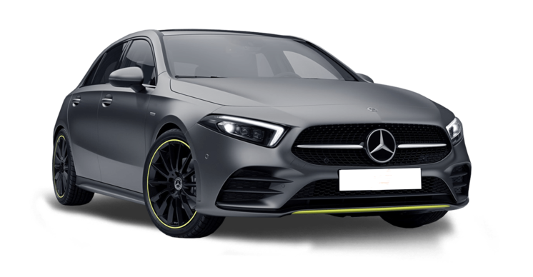 renting mercedes benz clase a madrid